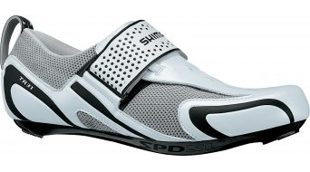 Shimano SH-TR31 Triathlon- shoes white/black 2013