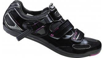 Shimano SH-WR62 SPD-SL/SPD Señoras zapatillas bici carretera-zapatillas negro(-a)