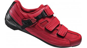 Shimano SH-RP3R SPD-SL/SPD shoes road bike- shoes red- Limited Edition