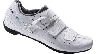 Shimano SH-RP5WW SPD-SL/SPD Señoras zapatillas bici carretera-zapatillas blanco(-a)