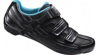 Shimano SH-RP3LW SPD-SL/SPD Señoras zapatillas bici carretera-zapatillas negro(-a)