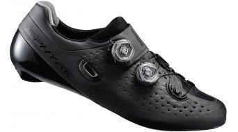 Shimano S-Phyre SH-RC9 SPD-SL 鞋 公路赛车-鞋 型号 黑色