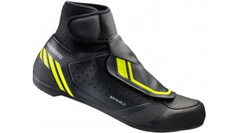Shimano SH-RW5 SPD-SL/SPD shoes winter road bike- shoes black