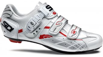 Sidi Laser road bike shoes size 45,5 white/white vernice 2013