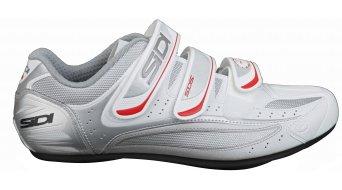 Sidi Nevada road bike shoes size 45 white/silver