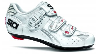 Sidi Genius 5 Fit Vernice Lady road bike shoes white/white 2013