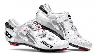 Sidi Wire Carbon Vernice Damen Rennrad Schuhe white/white Mod. 2016