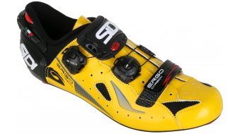 Sidi Ergo 4 Carbon Herren Rennrad Schuhe yellow/black Mod. 2016