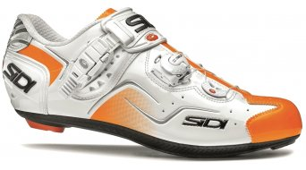 Sidi Kaos men road bike shoes white/orange fluo 2016
