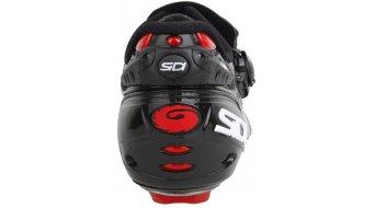 Sidi Wire carbono Vernice Caballeros bici carretera zapatillas tamaño 38 negro/negro Mod. 2016