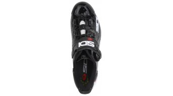 Sidi Wire carbono Vernice Caballeros bici carretera zapatillas tamaño 39 negro/negro Mod. 2016