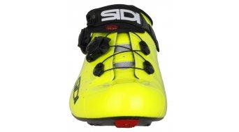 Sidi Wire carbono Caballeros bici carretera zapatillas tamaño 39 amarillo fluo/negro Mod. 2016