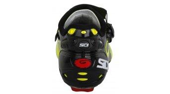 Sidi Wire carbono Vernice Caballeros bici carretera zapatillas tamaño 39 amarillo fluo/negro Mod. 2016