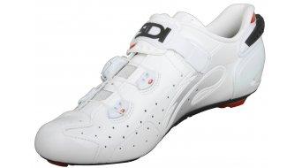 Sidi Wire carbono Vernice Caballeros bici carretera zapatillas tamaño 38 blanco/blanco Mod. 2016