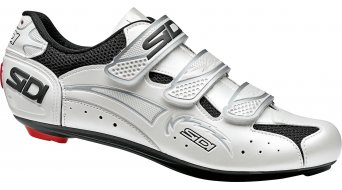 Sidi Zephyr road bike shoes size 38,5 black/perlwhite
