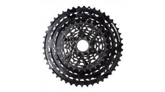e.thirteen TRS Race 11-velocidades casete 9-46 dientes (para SRAM X-Dome piñon libre) negro