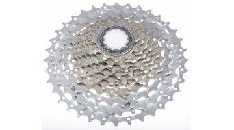 Shimano paccco pignoni MTB, SLX, HG81, pacco pignoni 10 vel. CS-HG81-10