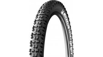 Michelin Wild adherenciaR MTB DH UST-cubierta(-as) 58-559 (26x2.50) negro(-a)