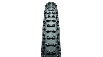 Continental Trail King UST Tubeless gomma ripiegabile 60-559 (26x2.4) nero 3/330tpi BlackChili-Compound