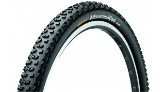 Continental Mountain King II UST Tubeless gomma ripiegabile 55-559 (26x2.2) nero 3/330tpi