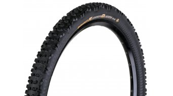 Continental Rubber Queen UST Faltreifen 55-559 (26x2.20) schwarz 3/330tpi BlackChili-Compound