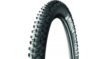 Michelin Wild RockR Advanced MTB UST-cubierta(-as) 57-559 (26x2.25) Dual-Compound negro/gris