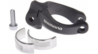 Shimano Ultegra Di2 Umwerfer-Schelle 28.6/31.8mm SM-AD67 (RETAIL-Verpackung)