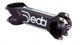 Deda Zero 100 OS stem 84° black- mat anodized