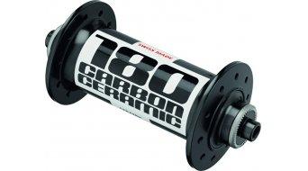 DT Swiss 180 carbono Ceramic bici carretera buje rueda delantera Loch QR 5x100mm negro(-a)