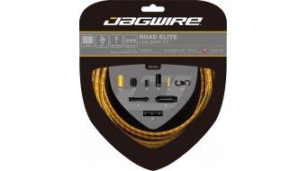 Jagwire Road Elite Link Schaltzugset gold