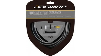 Jagwire Road Elite Sealed freinzug set matt-noir