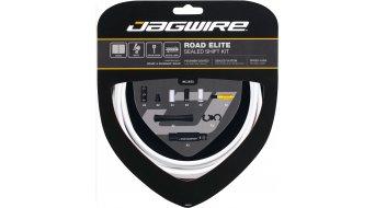 Jagwire Road Elite Sealed set cavi cambio bianco
