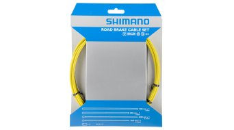 Shimano OT-SP41 PTFE Road Bremszug-Set gelb