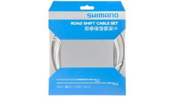 Shimano OT-SP41 PTFE Road juego cable de cambio blanco(-a)