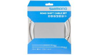Shimano OT-SP41 PTFE Road set cavi cambio bianco