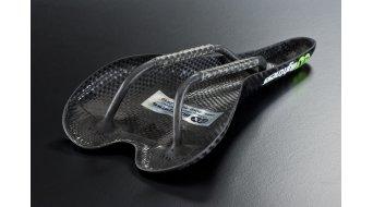 AX Lightness Endurance 3K carbono MTB/Road sillín (hasta-100kg-Fahrergewicht)