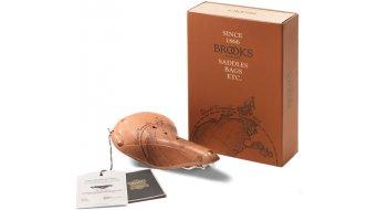 Brooks B17 Select World Traveller 2012 Herren Leder Sattel
