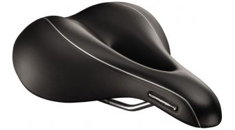 Bontrager Commuter Gel CRZ+ WSD Sattel Damen-Sattel (190mm) black