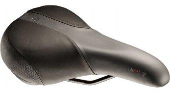 Bontrager Sport Sattel Synthetic Cover Sattel (175mm) grey/black