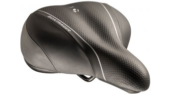Bontrager Boulevard Gel Plus WSD Sattel Damen-Sattel (220mm) black