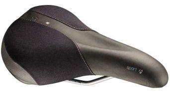 Bontrager Sport WSD Sattel Lycra Cover Damen (180mm) black