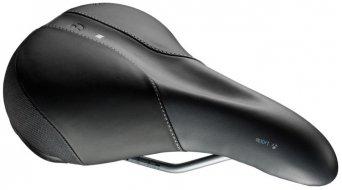 Bontrager Sport Sattel Synthetic Cover WSD Sattel Damen (180mm) grey/black