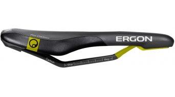 Ergon SME3 Pro carbono Enduro sillín tamaño S negro