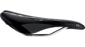Fizik Aliante saddle k:ium- frame black/black 2012