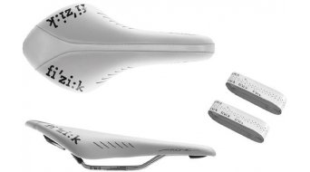 Fizik Arione CX saddle Team Replica Liquigas k:ium- frame white Tape white/white 2011