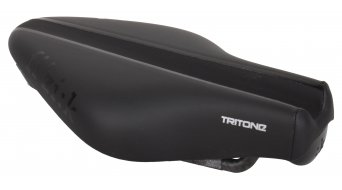 Fizik Tritone carbon Braided Triathlon saddle 7x9mm carbon- frame black