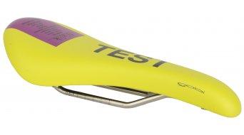 Fizik Gobi M3 MTB sella telaietto k:ium 130x290mm yellow/purple- SELLA PER TEST