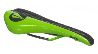 SDG Duster RL Ti sillín negro/verde