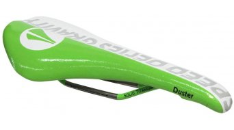 SDG Duster RL Ti-Alloy Sattel weiß/grün