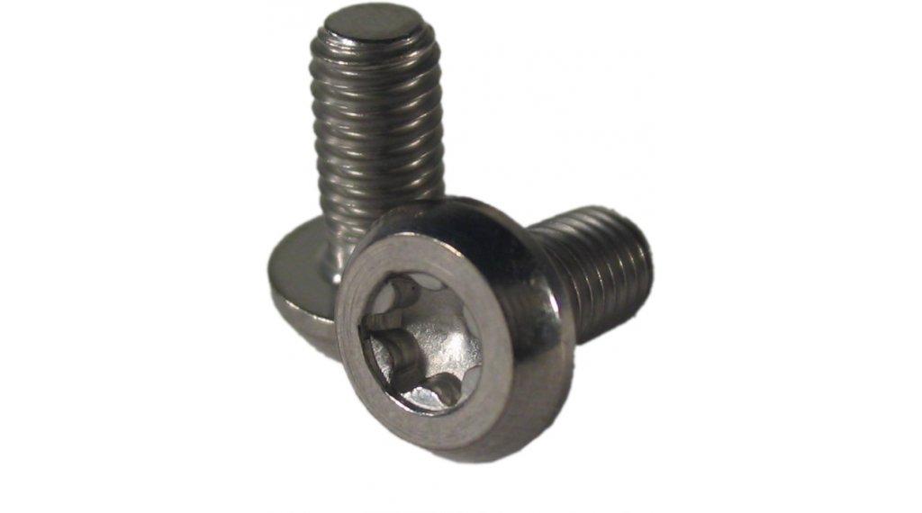 hope torx titanium screws for rotor 6 pcs. Black Bedroom Furniture Sets. Home Design Ideas